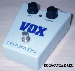 Схемы примочек Vox