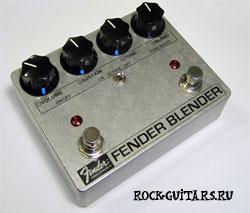 Схемы примочек Fender